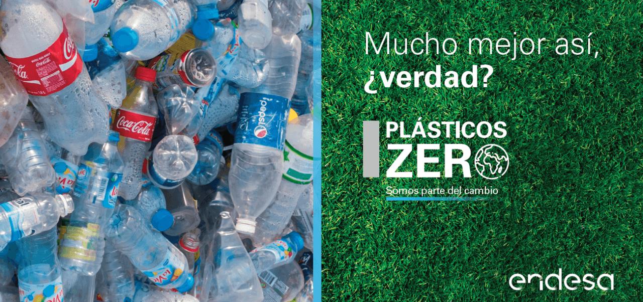 Campaña Plásticos Zero