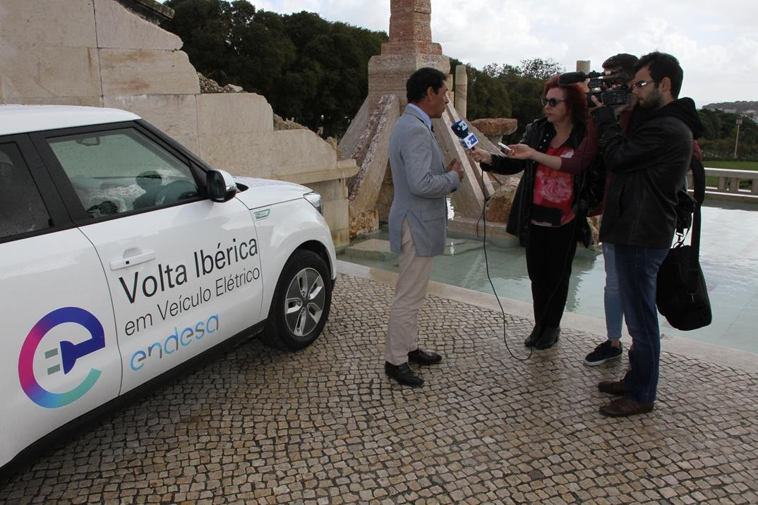 Interview on the Viewpoint of Parque Eduardo VII
